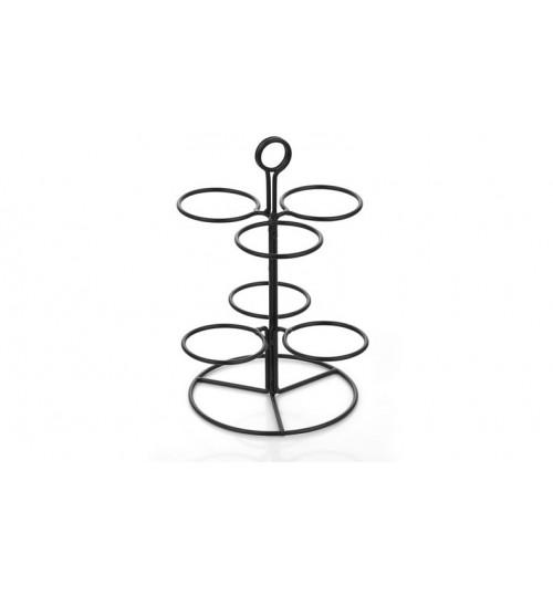 6'Lı Sosluk Standı / Kod No: 018 01