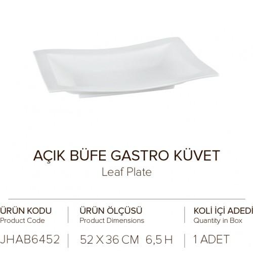 ACIK BUFE GASTRO KUVET