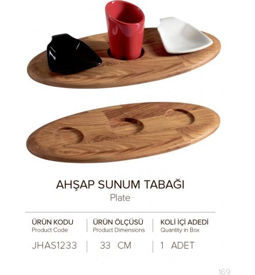 AHSAP SUNUM TABAGI
