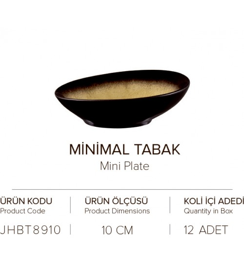 MİNİBAL TABAK
