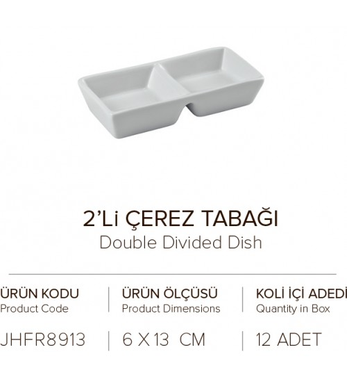 2 Lİ CEREZ TABAGI