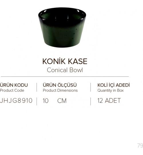 KONİK KASE