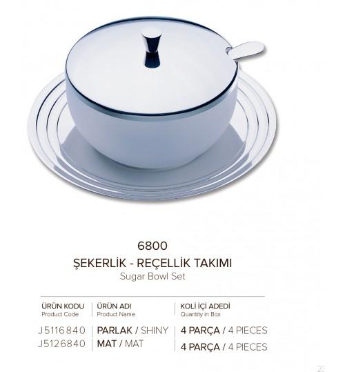 6800 SEKERLIK RECELLIK TAKIMI
