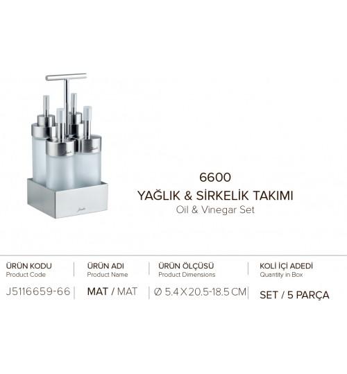 6600  YAGLIK SIRKELIK TAKIMI