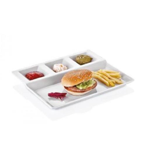 Burger Tabağı