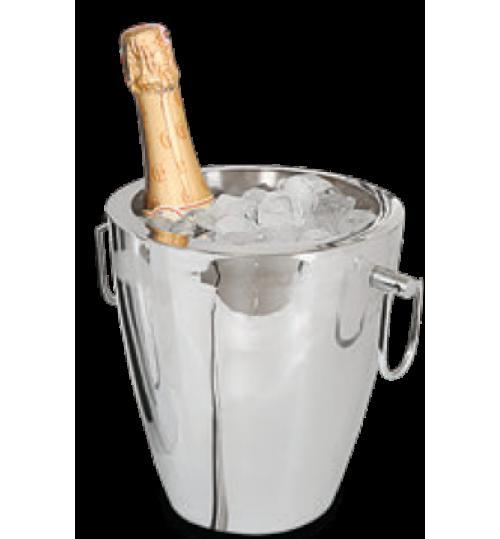 Şampanya Kovası Kulplu