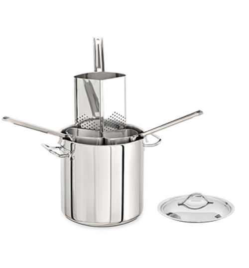 Makarna Pişirme Süzgeci Takım
