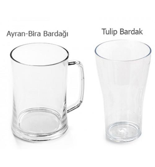 Ayran-Bira/Tulip Bardak