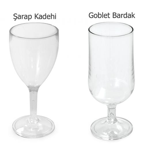 Şarap Kadehi/Goblet Bardak