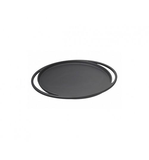 Lava Döküm Demir Yuvarlak Pizza / Krep / Pankek Tavası Çap (Ø) 20 cm