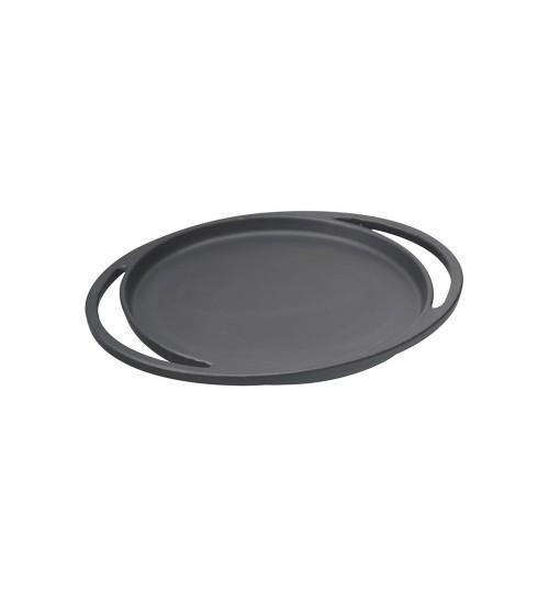 Lava Döküm Demir Yuvarlak Pizza / Krep / Pankek Tavası Çap (Ø) 28 cm