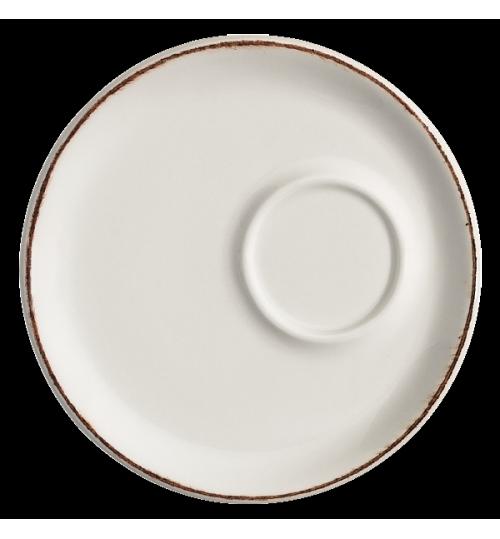 Retro Banquet Espresso Fincan Tabağı 12 cm