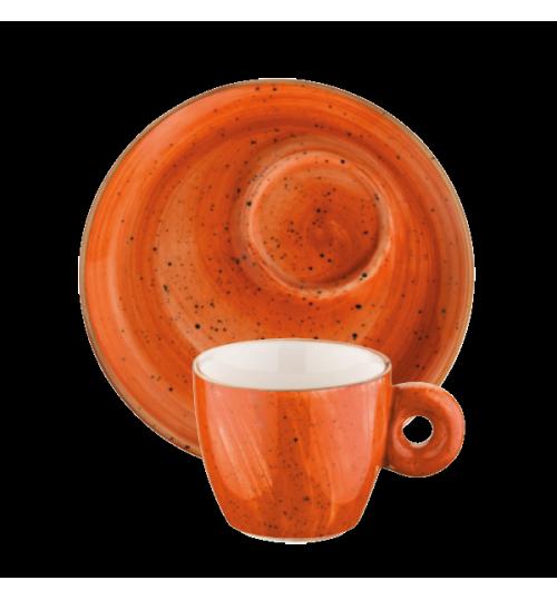 Terracota Banquet Espresso Fincanı ve Tabağı