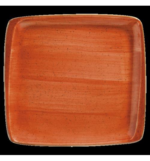 Terracota Moove Kare Tabak 32×30 cm